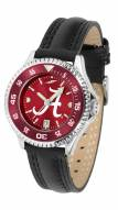 Alabama Crimson Tide Competitor AnoChrome Women's Watch - Color Bezel