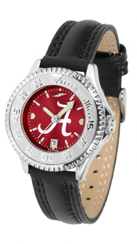 Alabama Crimson Tide Competitor AnoChrome Women's Watch