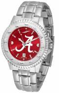 Alabama Crimson Tide Competitor Steel AnoChrome Men's Watch