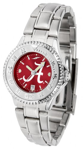Alabama Crimson Tide Competitor Steel AnoChrome Women's Watch