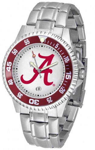 Alabama Crimson Tide Competitor Steel Men's Watch