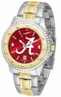 Alabama Crimson Tide Competitor Two-Tone AnoChrome Men's Watch