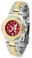 Alabama Crimson Tide Competitor Two-Tone AnoChrome Women's Watch