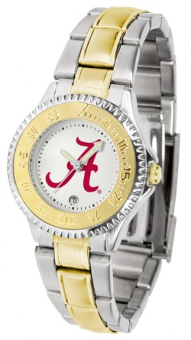 Alabama Crimson Tide Competitor Two-Tone Women's Watch