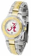 Alabama Crimson Tide Competitor Two-Tone Women's Watch