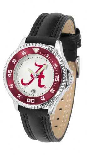 Alabama Crimson Tide Competitor Women's Watch