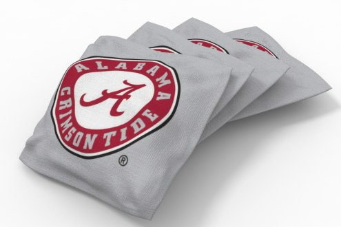 Alabama Crimson Tide Cornhole Bags - Set of 4
