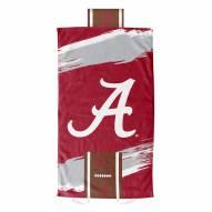 Alabama Crimson Tide Cycle Comfort Towel with Foam Pillow