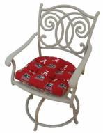 Alabama Crimson Tide D Chair Cushion
