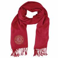 Alabama Crimson Tide Dark Red Pashi Fan Scarf