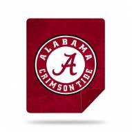 Alabama Crimson Tide Denali Sliver Knit Throw Blanket