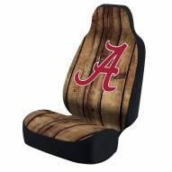 Alabama Crimson Tide Distressed Universal Bucket Car Seat Cover