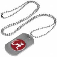 Alabama Crimson Tide Dog Tag