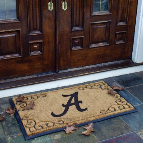 Alabama Crimson Tide Door Mat