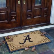 Alabama Crimson Tide Door Mat