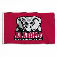 Alabama Crimson Tide Elephant 3' x 5' Flag