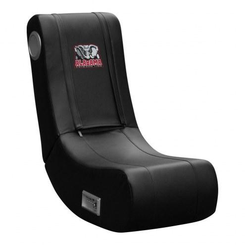 Alabama Crimson Tide DreamSeat Game Rocker 100 Gaming Chair