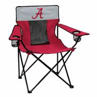 Alabama Crimson Tide Elite Tailgating Chair