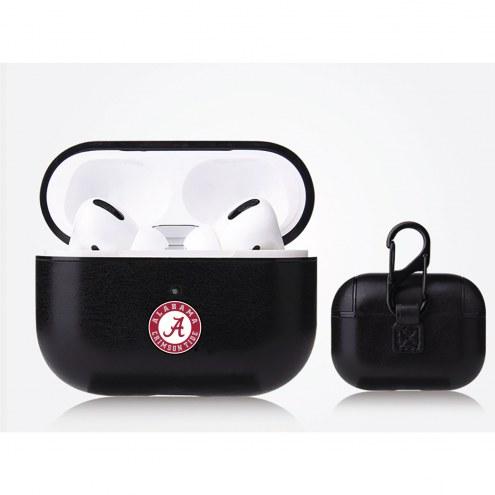 Alabama Crimson Tide Fan Brander Apple Air Pod Pro Leather Case