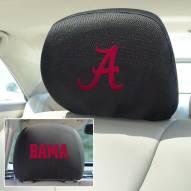 Alabama Crimson Tide Headrest Covers