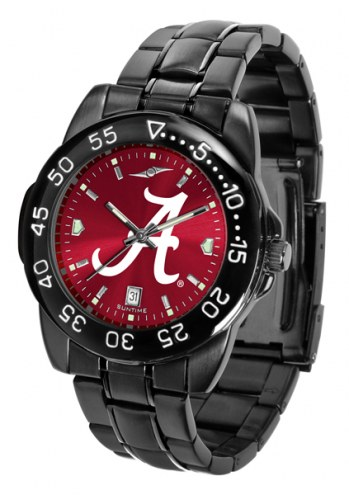 Alabama Crimson Tide Fantom Sport AnoChrome Men's Watch
