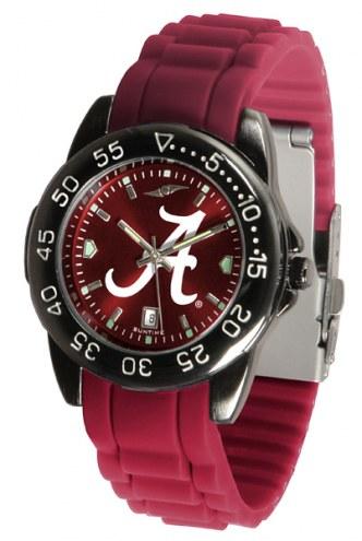 Alabama Crimson Tide Fantom Sport Silicone Men's Watch