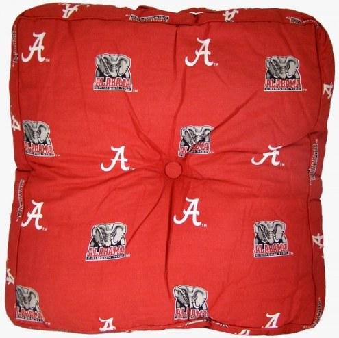 Alabama Crimson Tide Floor Pillow