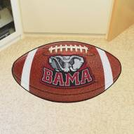 Alabama Crimson Tide Football Floor Mat