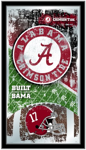 online store e2969 f2c7d Alabama Crimson Tide Football Mirror