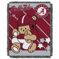 Alabama Crimson Tide Fullback Baby Blanket