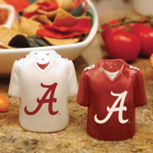Alabama Crimson Tide Gameday Salt and Pepper Shakers