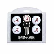 Alabama Crimson Tide Golf Ball Gift Set