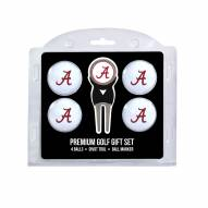 Alabama Crimson Tide Golf Ball Gift Set