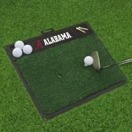 Alabama Crimson Tide Golf Hitting Mat
