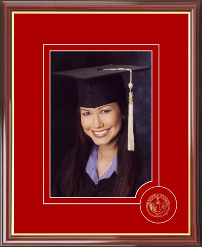 Alabama Crimson Tide Graduate Portrait Frame