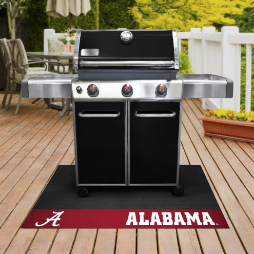 Alabama Crimson Tide Grill Mat