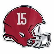 Alabama Crimson Tide Helmet Car Emblem