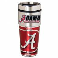 Alabama Crimson Tide Hi-Def Travel Tumbler