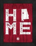 Alabama Crimson Tide Home Away From Home Wall Decor
