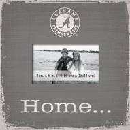 Alabama Crimson Tide Home Picture Frame