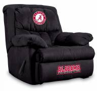 Alabama Crimson Tide Home Team Recliner