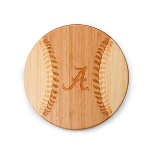 Alabama Crimson Tide Homerun Cutting Board