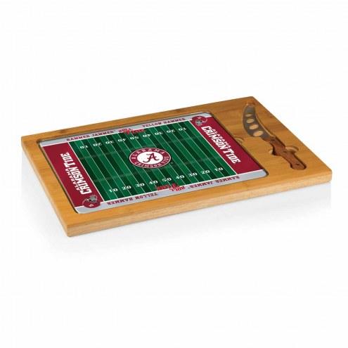 Alabama Crimson Tide Icon Cutting Board
