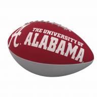 Alabama Crimson Tide Junior Rubber Football