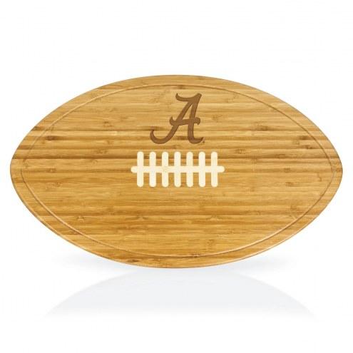 Alabama Crimson Tide Kickoff Cutting Board