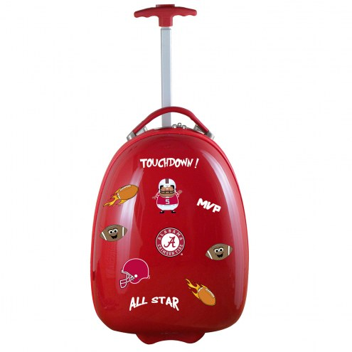 Alabama Crimson Tide Kid's Luggage