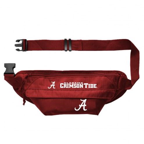 Alabama Crimson Tide Large Fanny Pack