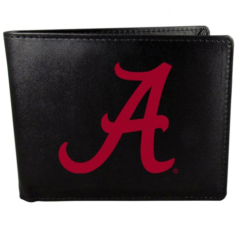 Alabama Crimson Tide Large Logo Bi-fold Wallet