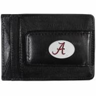 Alabama Crimson Tide Leather Cash & Cardholder