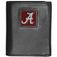 Alabama Crimson Tide Leather Tri-fold Wallet